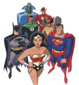Justice League: DC Comics
