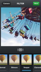 Instagram 4.0 - 03 Edit